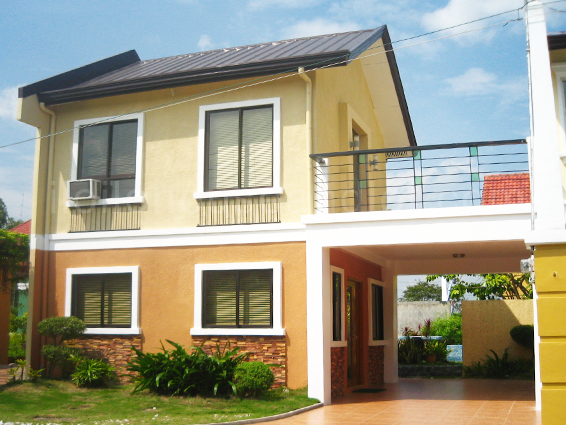 Parc Regency Iloilo Daphne Model House